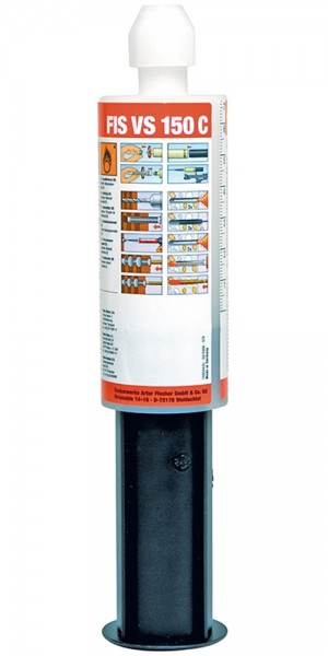Injectiemortel - fischer - 8714252003802 - FISCHER FIS VS 150 C KOKER 145ML