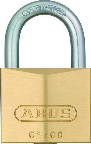 Hangslot - ABUS - 8715583000003 - ABUS 62/65/70/75/84 ABUS MESS CIL HANGSL SKIN