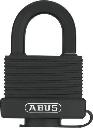 Hangslot - ABUS - 8715583000003 - ABUS HANGSLOTEN HANGSLOT MET STOFKAP IB BEUGEL