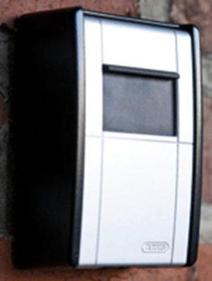 Sleutelkluisje - ABUS - 8715583000003 - ABUS HANGSLOTEN KEYGARAGE WANDMONTAGE