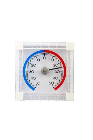 Thermometer - Talen Tools - 8712448281508 - Raamthermometer zelfklevend