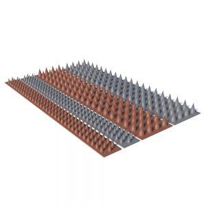 Anti-Klimstrip - SecuMax - 8714199000001 - SecuMax Anti-Klimstrip  grijs 45x500 (8 st)