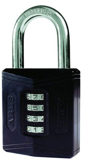Cijferhangslot - ABUS - 8715583000003 - ABUS CYFERSLOT COMBI