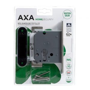Veiligheids insteekbijzetslot - AXA - 8713249000015 -