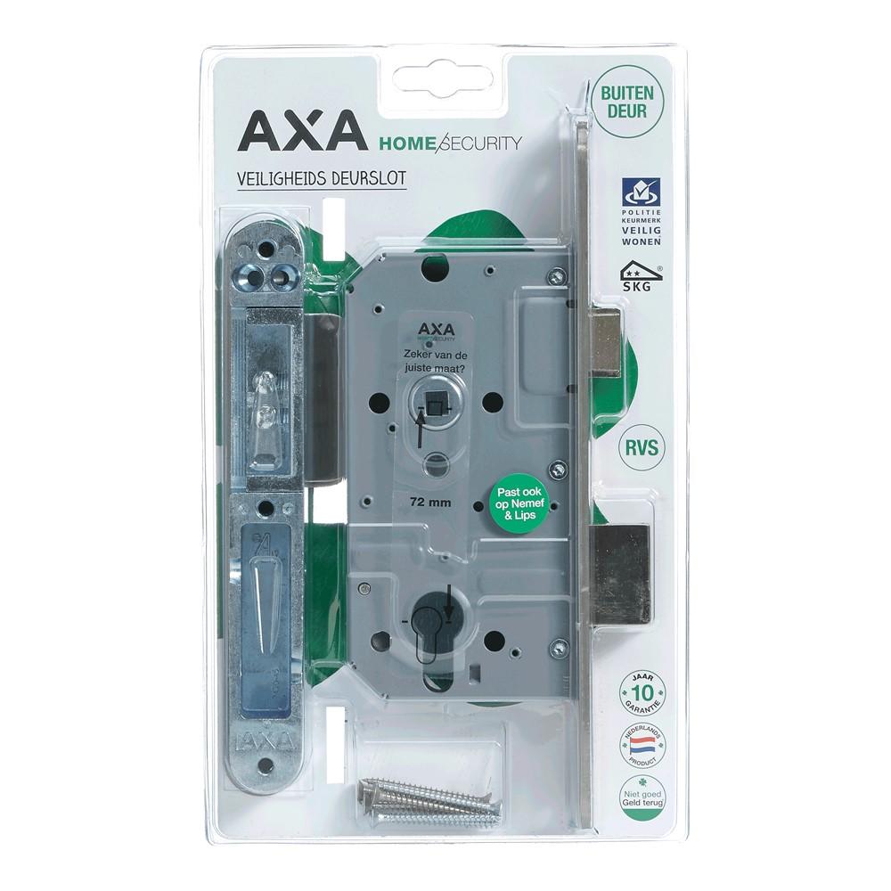 Axa Hang En Sluitwerk Kopen.Axa Veiligheidsinsteek Dag Nachtslot 8713249222530 8713249222554