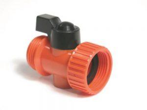 Afsluitkraan - Talen Tools - 8712448281508 - Afsluitkraan 3/4 pvc  in blister