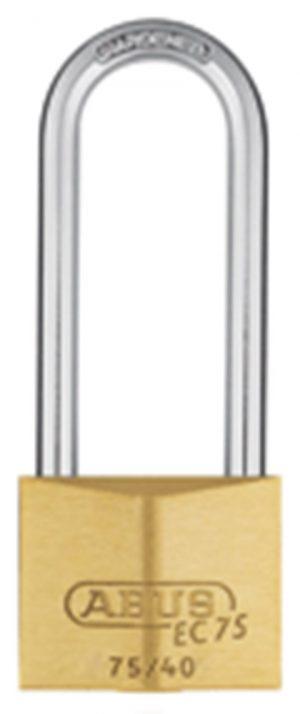 Hangslot - ABUS - 8715583000003 - ABUS MESS HANGSL MET EC CIL