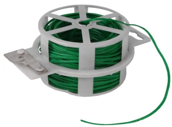 Binddraad – Talen Tools – 8712448281508 – Bindband met kern geplastificeerd 50m