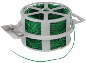 Bindband - Talen Tools - 8712448281508 - Binddraad geplastificeerd 50m x 0.6mm