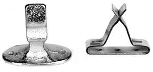 Deurvastzetter - SCHMITZ - 8715629000004 - Deurvastzetter met klemveer