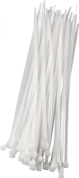 50 kabelbinders - kwb DIY - 8714253107257 - KABELBINDERS 50-DLG.