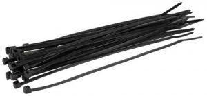 Kabelbinders - Talen Tools - 8712448281508 - Kabelbinders nylon 15cm 25 stuks