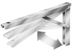 Multi Line - VORMANN - 8715629000004 - Plankdrager verstelbaar 300x200 verzinkt