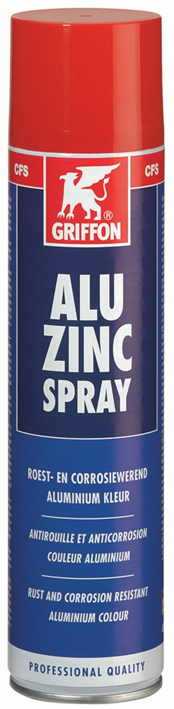 Alu-zincspray - Griffon - 8710439990019 -