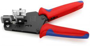 Precisie afstriptang met precisie geslepen messen - KNIPEX-Werk - 4003773000006 -