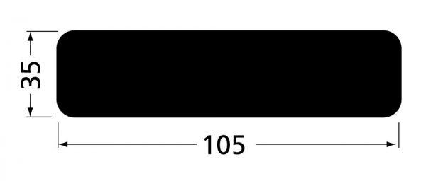 Zitdeel kunststof – Hermeta – 8714359900004 –