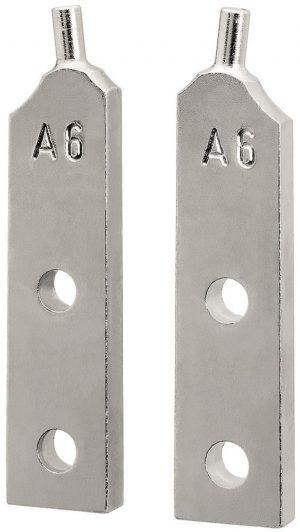 1 paar reserve punten voor 46 10 A6 - KNIPEX-Werk - 4003773000006 -