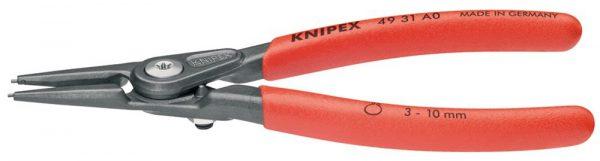 Precisie-borgveertang voor buitenringen op assen – KNIPEX-Werk – 4003773000006 –