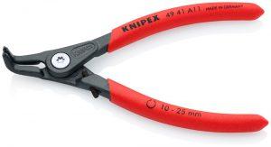Precisie-borgveertang met uitrekbeveiliging - KNIPEX-Werk - 4003773000006 -