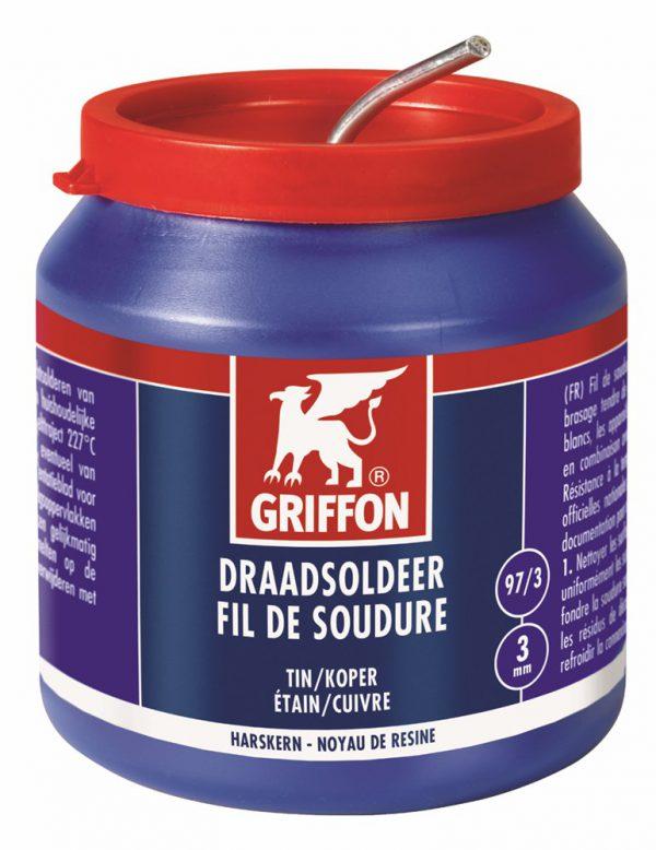 Draadsoldeer – Griffon – 8710439990019 –