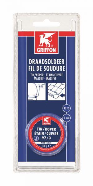 Draadsoldeer - Griffon - 8710439990019 -