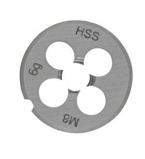 HSS Snijplaat - ALPEN - 8715629000004 - HSS Snijplaat Ø 25x9