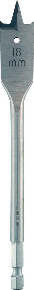 Hout Speedboor - ALPEN - 8715629000004 - Hout Speedboor 1/4 6-kant 152 x Ø 6.0