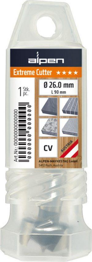 Houtboor - ALPEN - 8715629000004 - Houtcylinderboor