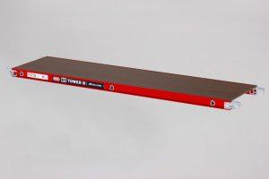 Platform - Altrex - 8711563807105 - Houten platform 185 met luik RS4