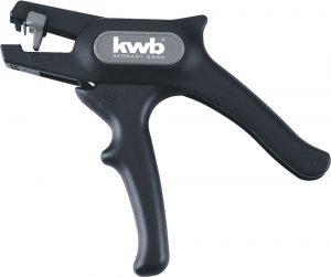 Automatik-Abisolierzange - kwb DIY - 8714253107257 - KUNSTSTOF AFSTIPTANG ZB