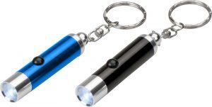 2 Mini-led-sleutelhangers - kwb DIY - 8714253107257 - SLEUTELHANGER MET LED 2-DLG. KX