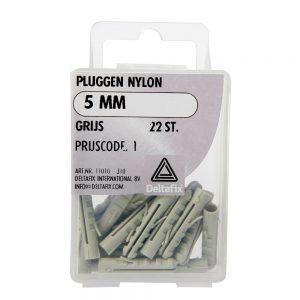 Pluggen Nylon - Deltafix - 8711517000002 -