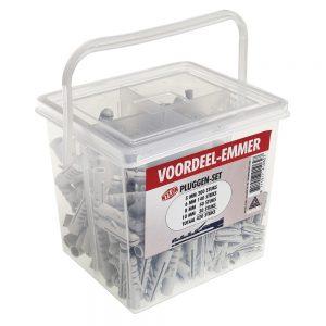 Emmer Pluggen Set 420 St. - Deltafix - 8711517000002 -