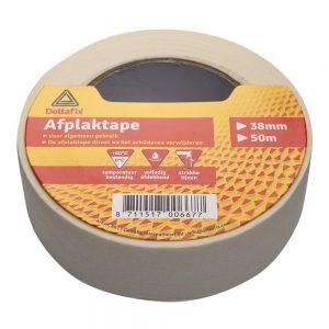 Afplaktape Standaard - Deltafix - 8711517000002 -