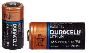 Batterij Lithium - Duracell - 8715883902373 -