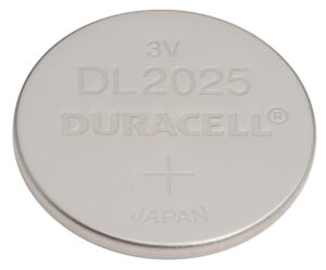 Knoopcel Lithium - Duracell - 8715883902373 -